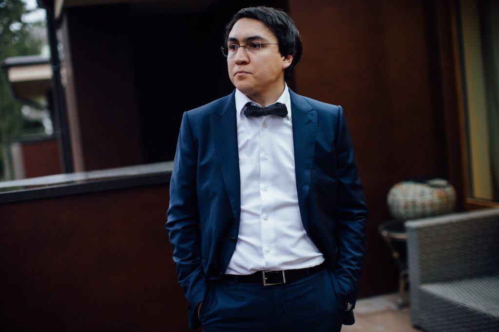 CEO of Wisher Enterprise Alexey Abasov (Abasov Oleksii)